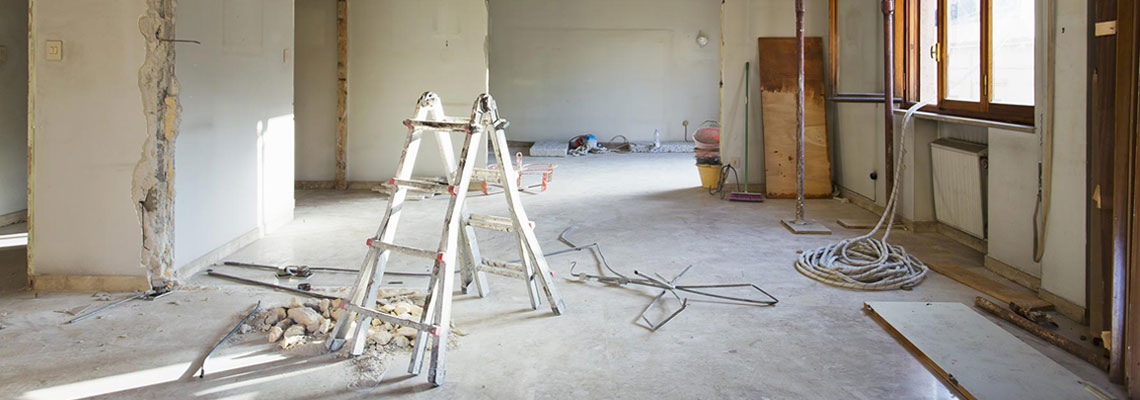 Travaux de rénovation appartement à Paris