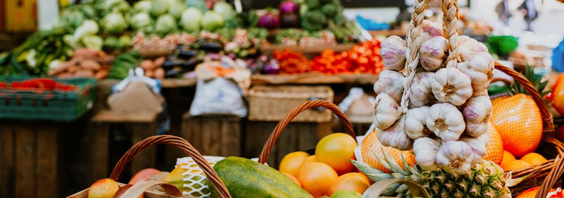 Meuble pour fruits et légumes